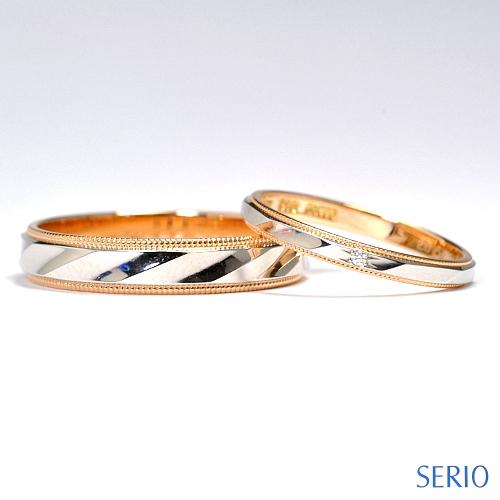 LUNOA・マリッジリング 結婚指輪NO.23