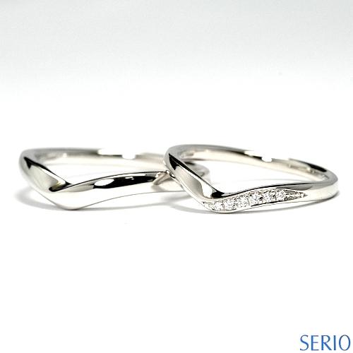 婚約指輪と重ね付け・マリッジリング