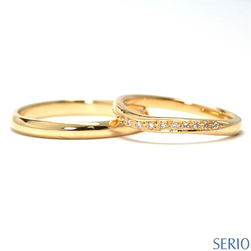 お手持ちの指輪を溶かして結婚指輪製作