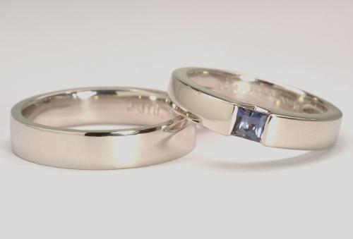 リフォーム結婚指輪