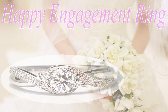 婚約指輪エンゲージリング・イメージ画像