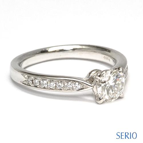 婚約指輪エンゲージリング