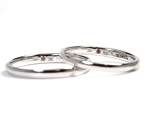 結婚指輪マリッジリングセミオーダー
