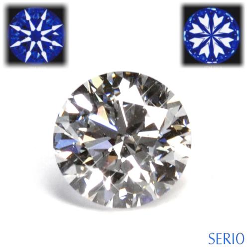 婚約指輪用のハート&キューピット・ダイヤモンドルースでプロポーズ
